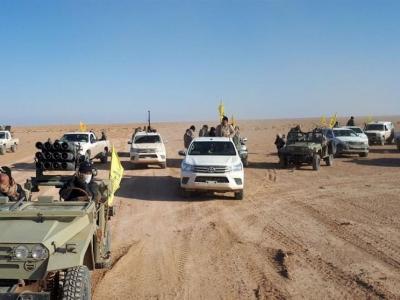 تصویر از عملیات موفقیتآمیز لشکر فاطمیون در دیرالزور+ عکس