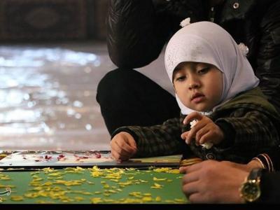 تصویر از گلباران پیکر مطهر ۴ شهید فاطمیون/ بازگشت سومین شهید خانواده افغانستانی+تصاویر