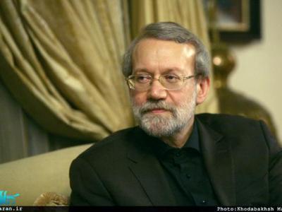 تصویر از لاریجانی: نظامات حقوقی ایران قویتر از  نظامات حقوقی غربیها است