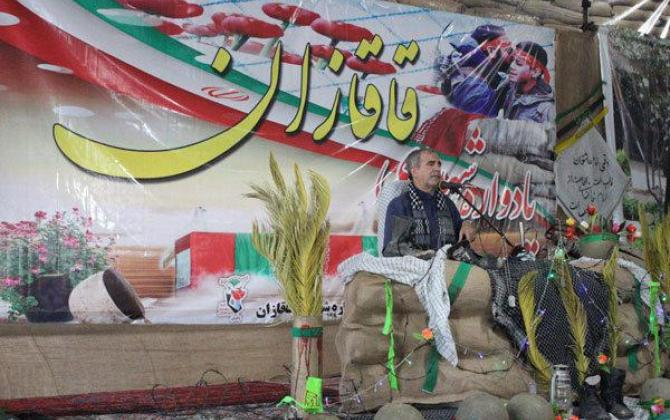 تصویر از مدافعان حرم موجب عزت و سربلندی کشور شدند