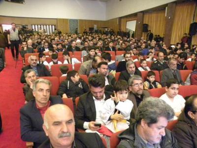 تصویر از دومین یادواره شهدای مدافع حرم مازندران در بابلسر برگزار شد