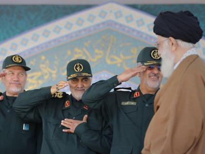 تصویر از نظر آمریکاییها در مورد سرلشکر سلیمانی/ «حاج قاسم» وقت ملاقات نداد