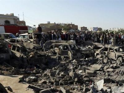 تصویر از سنا به طرح توقف پایان حمایت آمریکا از ائتلاف متجاوز سعودی علیه یمن رای نداد