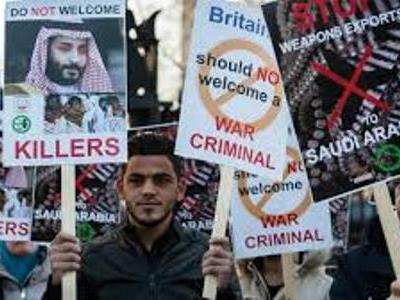 تصویر از دیده بان حقوق بشر: بن سلمان پاسخگوی جنایاتش در یمن باشد