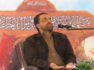 تصویر از نقطه عطف زندگی شهید حججی رفاقت با شهدا بود/ حوزه علمیه باید بانوانی شهیدپرور تربیت کند