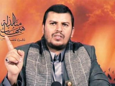تصویر از الحوثی: اگر موافقت آمریکا نبود، تجاوز عربستان به یمن انجام نمیشد