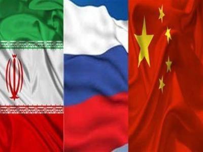 تصویر از ایران و روسیه مانع اصلی حاکمیت آمریکا بر منطقه