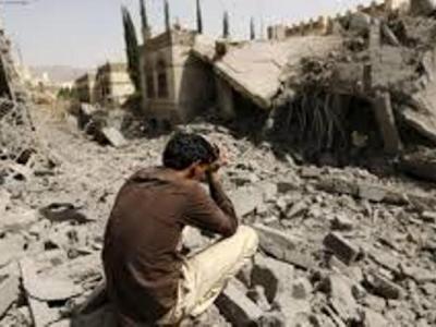 تصویر از در انتظار پایان جنگ یمن