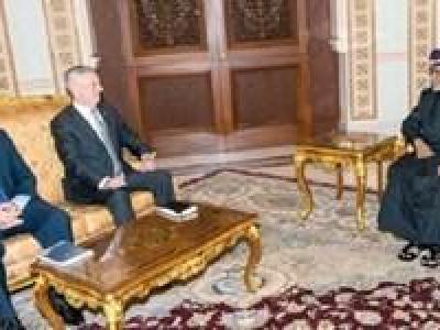 تصویر از آمریکا برای پایان جنگ یمن دست به دامن «سلطان قابوس» شد