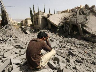 تصویر از موج توئیتری کاربران افغان در حمایت از یمن