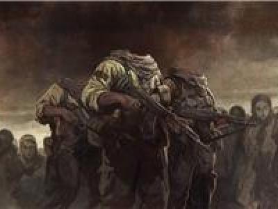 تصویر از شهدای مدافع حرم را «بیسر» کشیدم چون گمنام هستند