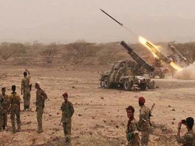 تصویر از کشته شدن ۴ نظامی سعودی توسط نیروهای یمنی