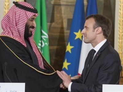 تصویر از نشریه فرانسوی: سازمانهای غیردولتی در فرانسه از ولیعهد عربستان شکایت کردهاند