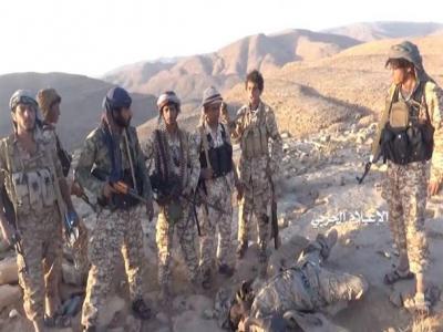 تصویر از ده ها نظامی سعودی در مناطق جنوبی عربستان به هلاکت رسیدند+ تصاویر