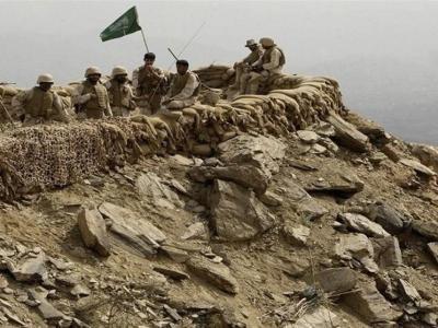 تصویر از اعتراف عربستان به کشته شدن ۵ نظامی خود در درگیری با نیروهای یمنی