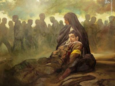"""تصویر از عکس/ شاهکار جدید """"حسن روح الامین"""""""
