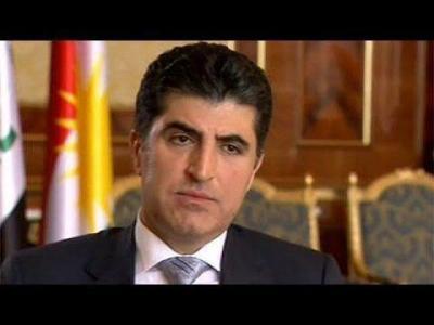 تصویر از پیام تسلیت سردار قاسم سلیمانی به نخست وزیر اقلیم کردستان عراق