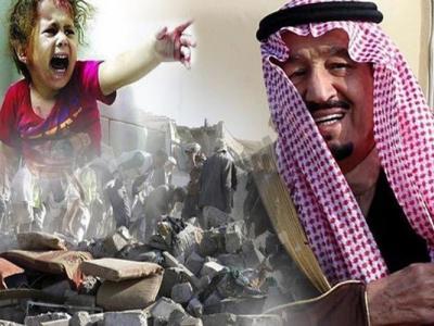 تصویر از بازی زشت سعودی با تسلیحات زیبا در زمین یمن