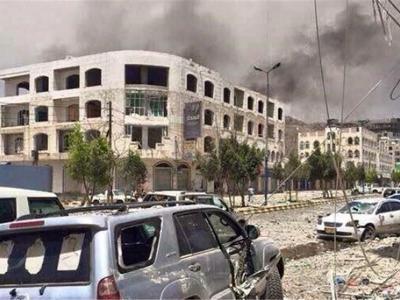 تصویر از اذعان یک رسانه صهیونیستی به دخالت این رژیم در جنگ یمن