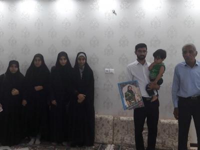 تصویر از اهواز|روایتی از شهید مدافع حرمی که آرزویش نابودی رژیم صهیونیستی بود