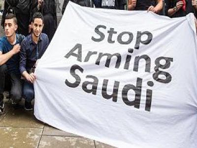 تصویر از پذیرش درخواست قضایی کارزار «مبارزه با تجارت سلاح» برای بررسی فروش تسلیحات انگلیسی به عربستان