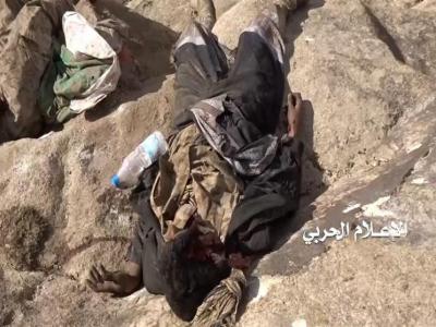 تصویر از تحولات یمن|هلاکت ۵ نظامی سعودی در درگیری با نیروهای یمنی؛ پیشروی نیروهای یمنی در جیزان