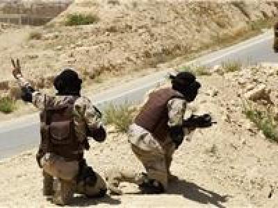 تصویر از ۴ سرباز سعودی در مرز یمن کشته شدند