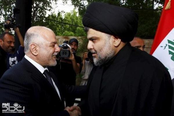 تصویر از پیشتازی ائتلاف «النصر» به رهبری حیدر العبادی در انتخابات پارلمانی عراق