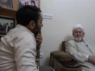 تصویر از گفتگوی خواندنی با یک امام جمعه اهلسنت؛ فرزندم در سوریه مدافع حرم بود
