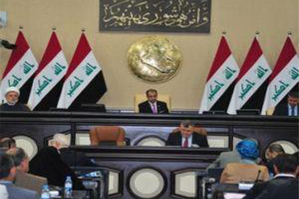 تصویر از مقایسه توزیع کرسیهای پارلمان عراق در ۲۰۱۸ و ۲۰۱۴