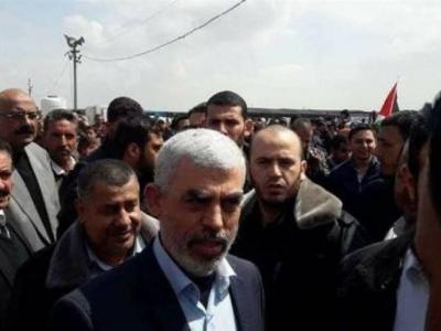 """تصویر از فراخوان حماس برای مشارکت پرشور در راهپیمایی """"وفاداری به شهداء""""، آماده باش نظامیان صهیونیست"""