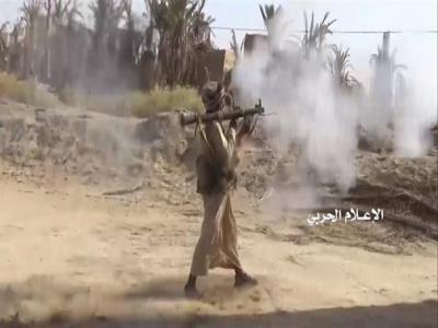 تصویر از پاکسازی بخشهایی از مناطق شمالی یمن+ نقشه میدانی