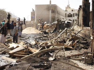 تصویر از نیویورک تایمز بررسی کرد؛ اوضاع انسانی یمن چگونه تبدیل به کابوس شد؟
