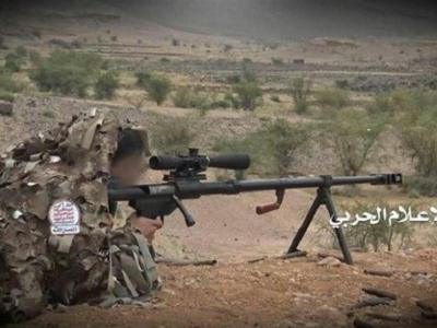 تصویر از تحولات یمن|شکار بیش از ۶۰ مزدور ائتلاف متجاوز سعودی طی ۷۲ ساعت