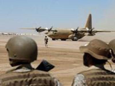 تصویر از تصمیم عربستان برای تاسیس فرودگاه در شمال شرقی صنعاء
