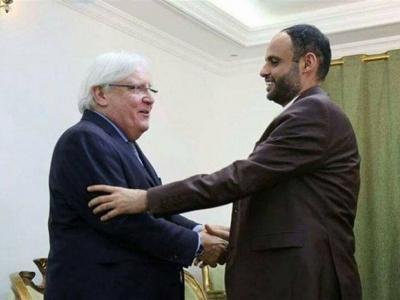 تصویر از در دیدار فرستاده سازمان ملل با رئیس شورای عالی سیاسی یمن چه گذشت؟