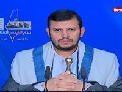 تصویر از رهبر انصارالله: روز جهانی قدس روز بیداری ملتها است/عربستان نقش تخریبی در منطقه دارد