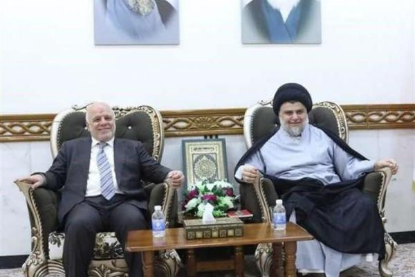 تصویر از العبادی و صدر ائتلاف خود را اعلام کردند