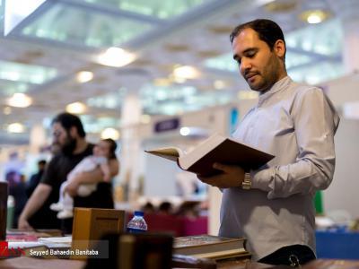 تصویر از اجرای موضوعات آموزشی و تخصصی در نمایشگاه قرآن/با اکران ناسور پای انیمیشن هم به نمایشگاه قرآن باز شد