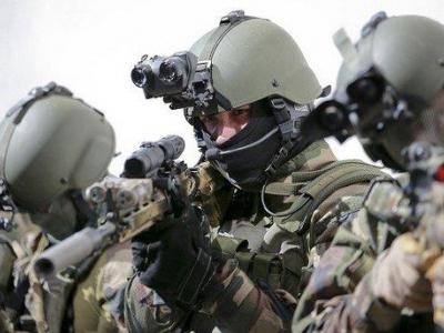 تصویر از گزارش لوفیگارو از حضور نیروهای ویژه فرانسه در یمن