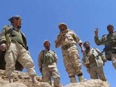 تصویر از عملیات موفق یمنیها ضد مزدوران آل سعود