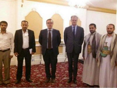 اظهار ناراحتی انصارالله از مشارکت فرانسه در تجاوز به یمن