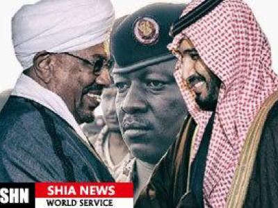 تصویر از ریاض مخالفان سودانی را شکار و تحویل می دهد
