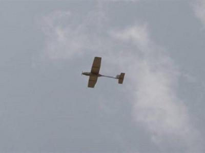 تصویر از تبریک حمله پهپادی به فرودگاه ابوظبی به رهبر انصار الله