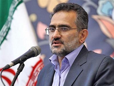تصویر از حسینی: پیام قاسم سلیمانی به روحانی مورد حمایت نیروهای انقلابی است/ به ترجیح مصالح ملی نیاز مبرم داریم