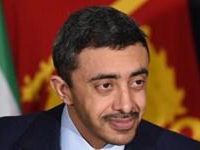 تصویر از وزیر خارجه امارات: ۴ کشور عربی آماده حل بحران قطر هستند