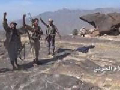 تصویر از تلفات «ائتلاف عربی» در جبهههای مختلف یمن و ادامه حملات هوایی سعودی