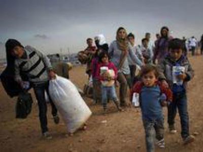 تصویر از آوارگی ۳۵ هزار یمنی در ۹ روز گذشته در الحدیده