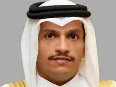 تصویر از وزیر خارجه قطر: منطقه تحمل جنگهای بیشتر را ندارد