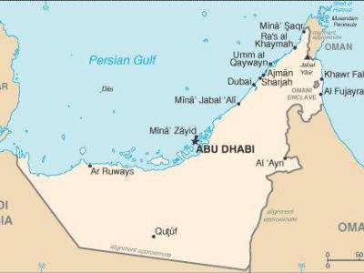 تصویر از زنگ تغییرات در حکومت امارات به صدا در میآید؟